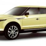 Land Rover: le Range Rover Compact, un nouveau SUV compact en 4X2