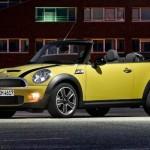 Le Mini Cooper Cabriolet: salut la route agréable d'été !