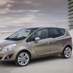 Le Meriva d'Opel