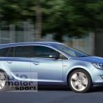 Opel Astra: le nouveau Sport Tourer, un contrat avec le luxe