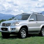 Toyota Algérie: le nouveau Prado, un César Géant