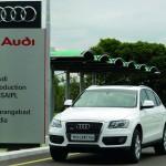 Audi Q5, l'été indien et Audi…l'histoire recommence