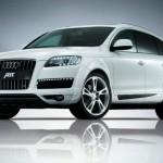 Audi Q7 ABT: le préparateur allemand veut le Q7 vert