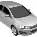 La nouvelle Chevrolet Aveo 2