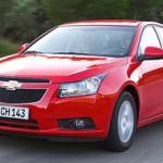 Chevrolet Cruze: un progrès dans les ventes