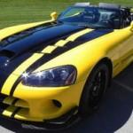 Dodge Viper ACR Roadster: des séries spéciales une dernière avant partir ?