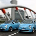 Le duo 500 et 500 c Twinair 85 ch de Fiat, le nouveau concept