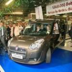 Fiat Dobló: Un million d'exemplaires pour l'utilitaire italien