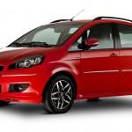 Fiat lance son monospace Idea redessinée en Amérique du Sud