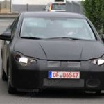 Honda Civic 2011: Spy shots de la future Civic reliftée