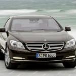 Le Mercedes CL relooké est dévoilé
