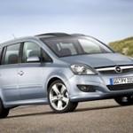 Opel Zafira: une simplification dans la gamme au Blitz