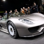 Porsche Green Lights 918 hybride est officiellement produite