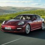 Porsche Panamera: une version hybride pour 2011
