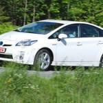 Toyota Prius 3: l'hybride de l'année avec ses 200 000 ventes en Europe