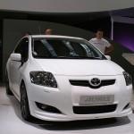 Toyota: Une production de la Toyota Auris hybride est enfin lancée