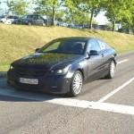 Scoop: La Mercedes Classe C Coupé fait surface