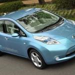 Nissan Leaf: le carnet de commandes est ouvert