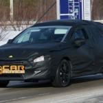Peugeot 508 SW : les photos exclusives !!
