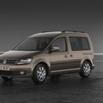 Volkswagen Caddy: les premières photos du nouveau Caddy restylé