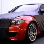 Teaser : la BMW M série-1
