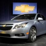 Chevrolet Cruze: Dix airbags dans sa nouvelle commercialisation