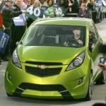 Chevrolet Spark Algérie: Le Spark débarque en Algérie