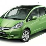 Honda Jazz Hybrid: Premières images officielles