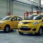 Jac: Deux nouveaux modèles électriques