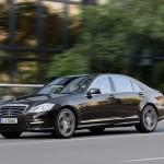 La nouvelle Mercedes-Benz AMG S63 se dote d'un Bi-turbo