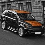Range Rover 2010: le Sport Vésuve est restylé