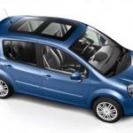 Renault Modus: La mini-fourgonnette débarque