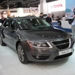 Saab 9-5 : Un coupé en route pour le suédois ?