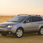 Toyota Algérie: le Subaru Tribeca écarté du marché algérien