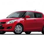 Suzuki super mini Swift et Suzuki Kizashi… première au mondial de Paris