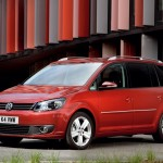 Volkswagen: Le nouveau monospace Touran débarque aux côtes britanniques