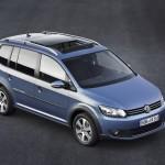 Volkswagen: Le nouveau Cross Touran 2011 débarque