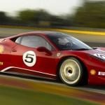 Ferrari 458 Challenge: Plus vigoureux l'italien !