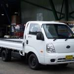 Kia Motors Algérie: L'utilitaire K2700 fait son effet