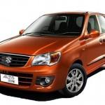 Maruti-Suzuki: L'Alto K10 restylé se dévoile