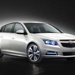 Chevrolet: La Cruze Hatchback par Holden