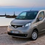 Nissan NV200 Evalia: l'utilitaire est présent chez Nissan !