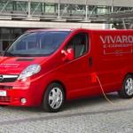 Salon de Hanovre des véhicules utilitaires: Opel dévoile son Vivaro e-Concept