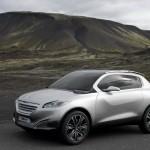 Peugeot HR1 Concept: Une technologie des grands à Paris !