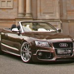 Audi A5 cabriolet: Senner Tuning s'encharge