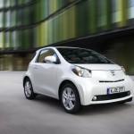 Mondial Paris 2010: Toyota actualise l'intérieur de l'iQ et l'Aygo