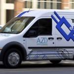 Salon de Hanovre des véhicules utilitaires: Ford dévoile son Transit Connect électrique