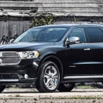 Chrysler Dodge 2011: Un relifting pour le Dodge Durango 2011