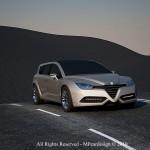 Alfa Romeo Vittorio Jano Sport Wagon par Marco Procaccini