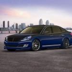 Sema Show: Hyundai Equus par Rhys Millen Racing